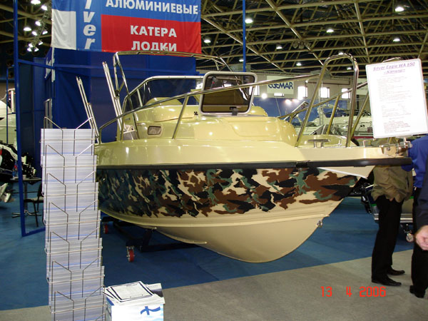 Обновляем лодки и катера к навигации. Эффективный и практичный вариант для тюнинга в 2018 году